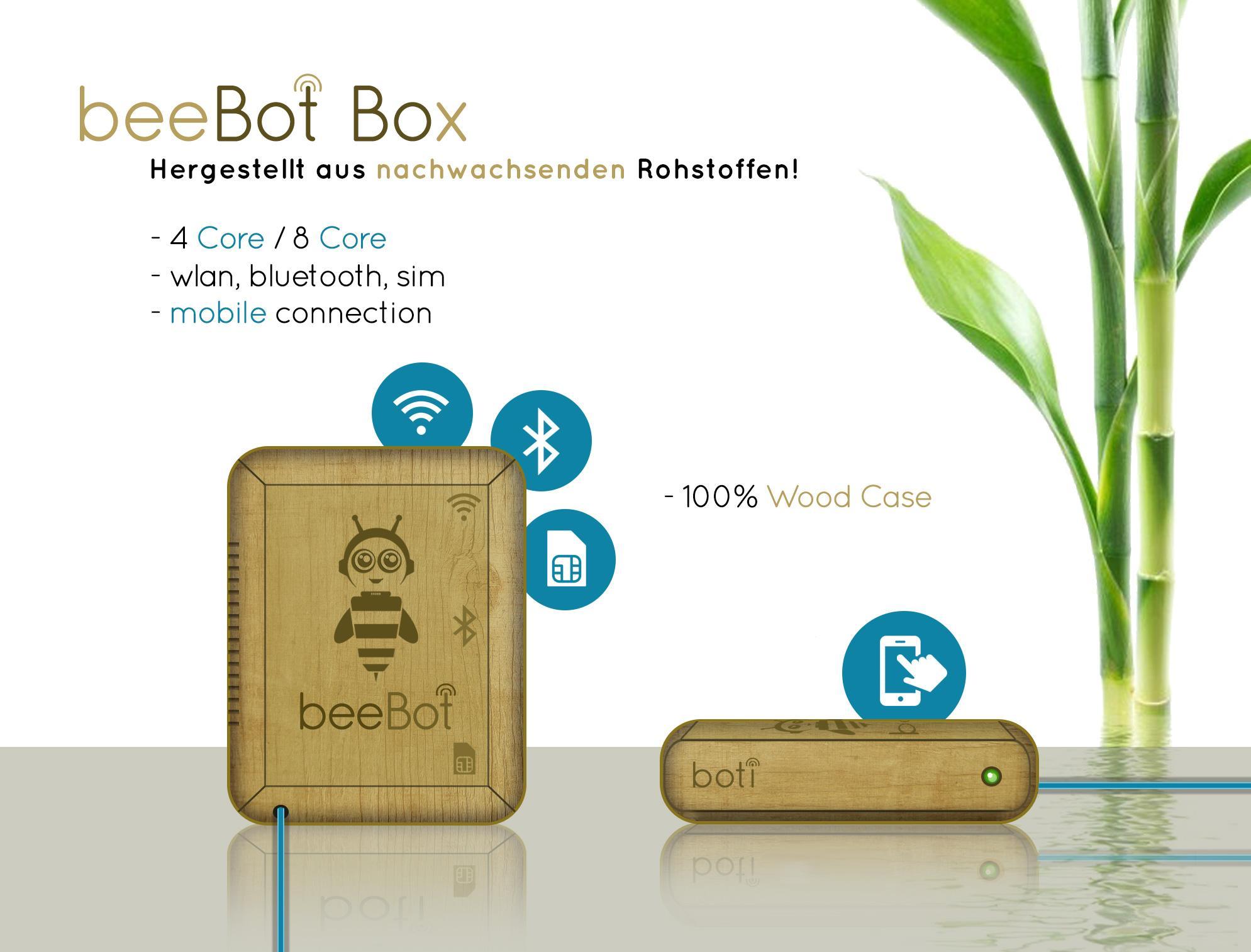 BeeBot Hive